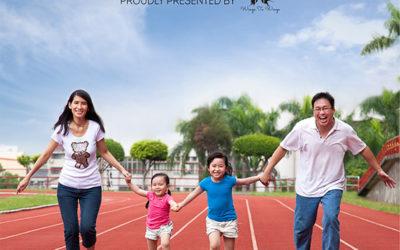 3rd Club Zoom Homeschoolers' Sports Day 2015