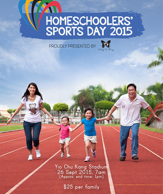 3rd Club Zoom Homeschoolers' Sports Day 2015
