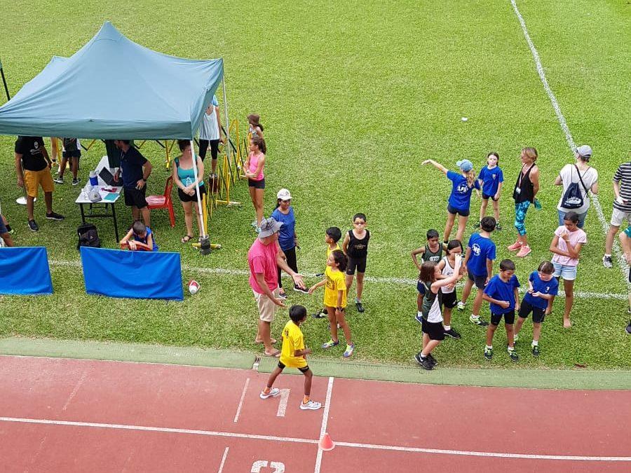Athletics competition 2019 – Le Lycée Français de Singapour